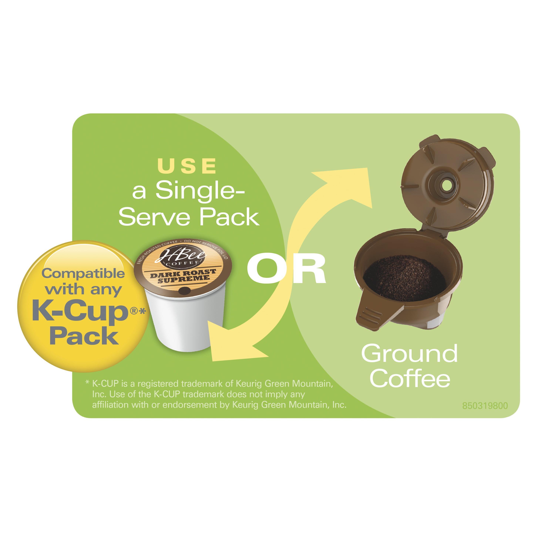 Hamilton Beach Flexbrew Single Serve Coffee Maker Walmartcom