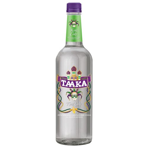 Peachy Taaka King Cake Vodka 750 Ml Walmart Com Walmart Com Birthday Cards Printable Trancafe Filternl