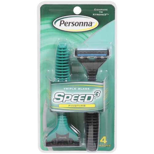 Personna Speed3 Pivoting