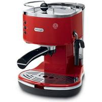 De'Longhi Icona 15-Bar Pump Driven Espresso/Cappuccino Maker in White