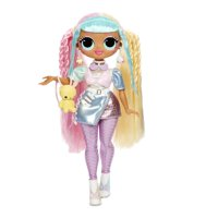 L.O.L. Surprise! O.M.G. Candylicious Fashion Doll with 20 Surprises