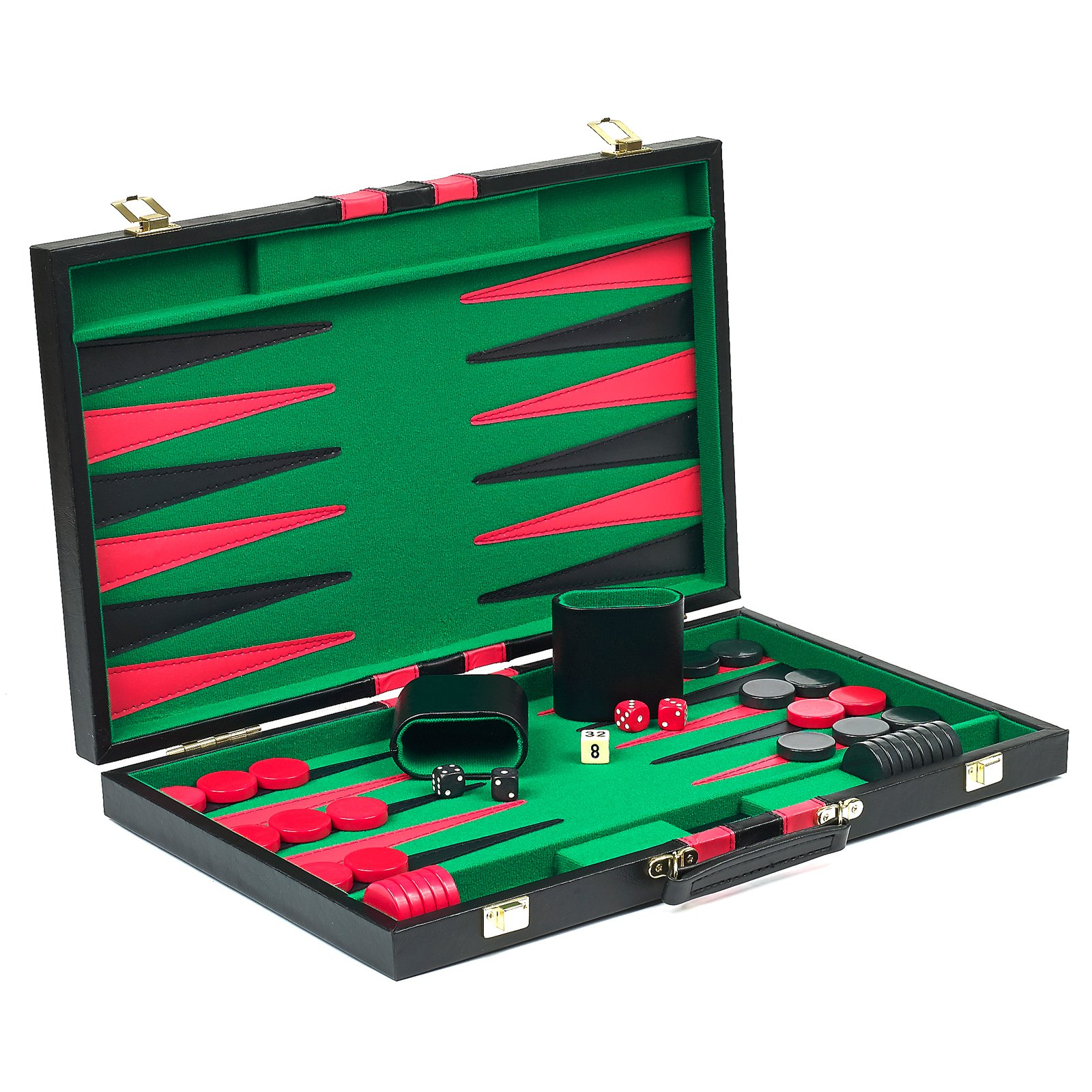 Vegas Backgammon Set