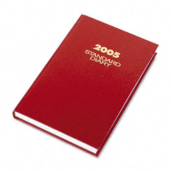 At-A-Glance SD37613 Standard Diary Brand Hardbound Business Diary  RD  7-11/16 x 12-1/8