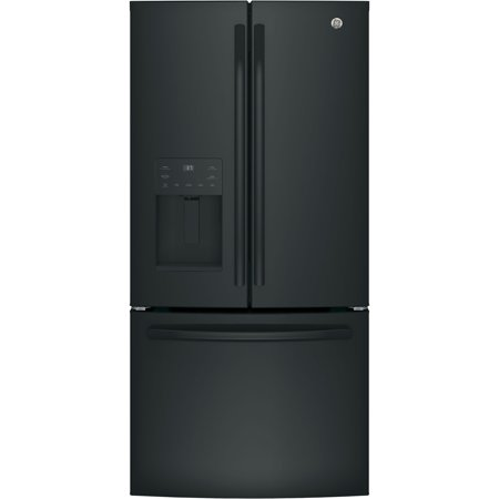 GE  SERIES ENERGY STAR 23.8 CU. FT. FRENCH-DOOR (25-5 Cu Ft French Door Refrigerator Samsung)