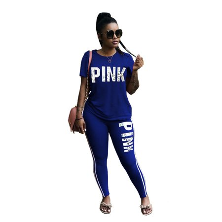 Plus Sizes Sport Lounge Wear Suit For Women Striped Tracksuits  Sets 2PCS Sweatshirt+Trousers Suit Active Short Sleeve Pullover Sweatshirt Casual Outfits