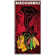 Chicago Blackhawks NHL 28x58 Fiber Reactive Cotton Beach Towel