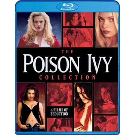 Poison Ivy Catwoman - The Poison Ivy Collection (Blu-ray)