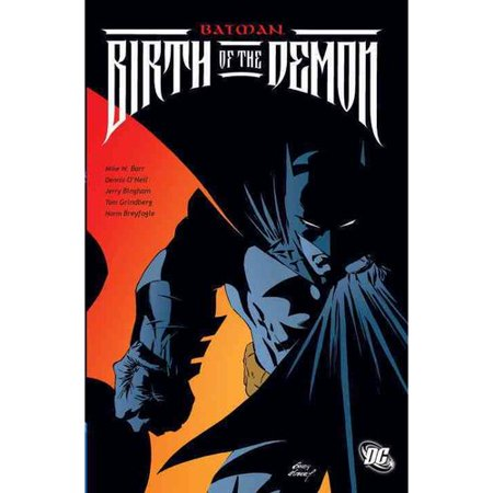 Batman: Birth of the Demon by