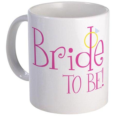 CafePress - Bride To Be Mug - Unique Coffee Mug, Coffee Cup CafePress
