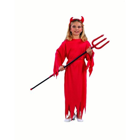 Devil Girl Costume - Devil Girls Costume