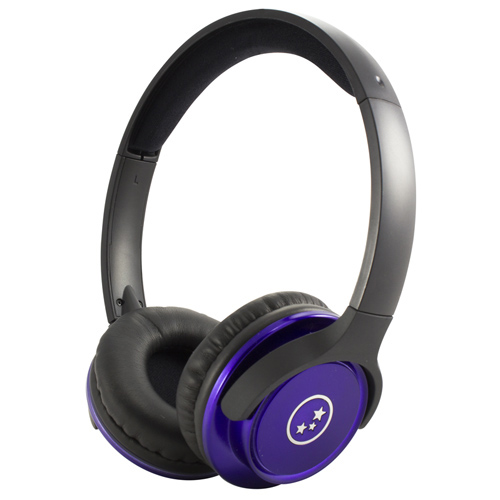 Able Planet Gamers Choice GC 210- Metallic Purple Headphones