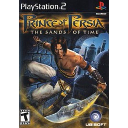 Prince of Persia Sands of Time - PS2 Playstation 2