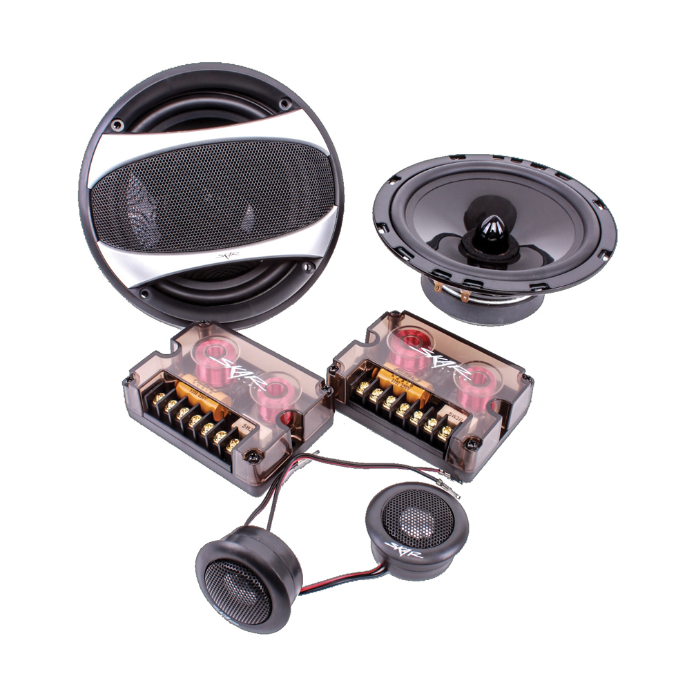 "Skar Audio VXI65 6.5"" 2-Way Component Speaker System"