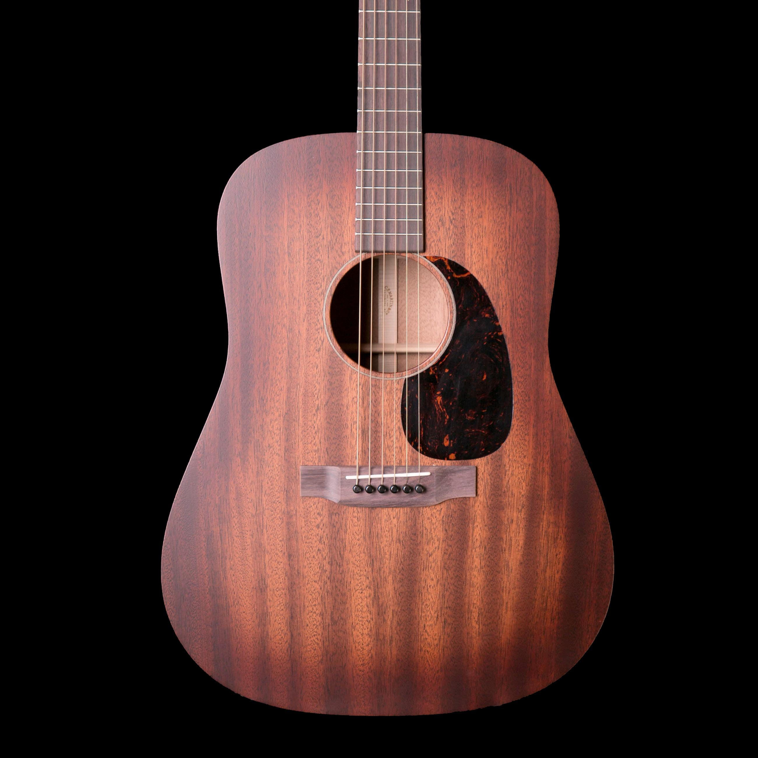 Martin D15M 15 Series Burst Dreadnought Acoustic Guitar w/ Case