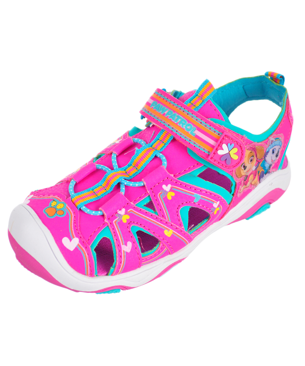 Girls' Sport Sandals (Sizes 7 - 12)