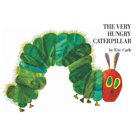 The Very Hungry Caterpillar (Hardcover) - Hungry Little Caterpillar