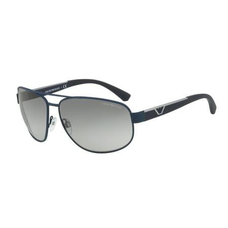 Armani Aviator Sunglasses - Emporio Armani EA2036 Aviator Man Sunglasses