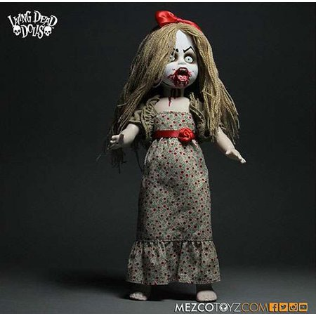 Living Dead Dolls Series 30 Freakshow Lucy the Geek 10.5 Doll - Living Dead Dolls Halloween Series