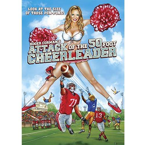 Attack of the 50 Foot Cheerleader (DVD) by