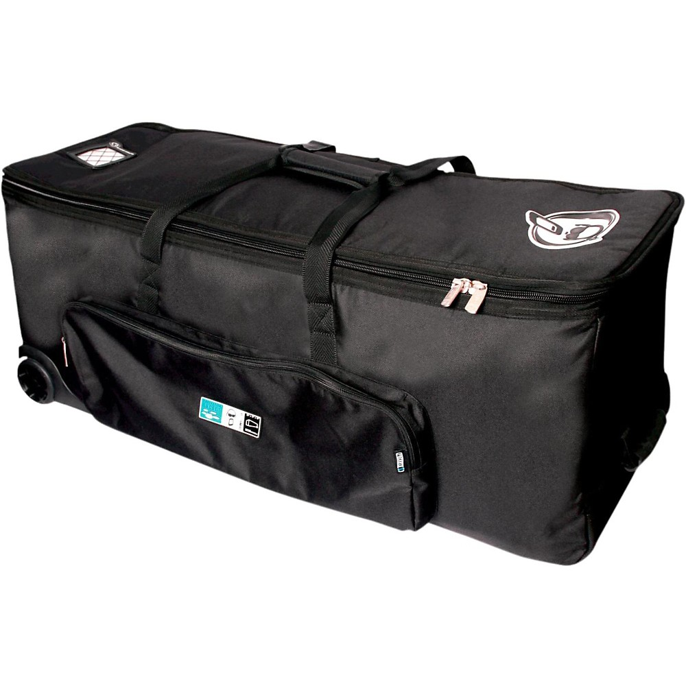 Protection Racket Hardware Bag with Wheels 54 in. by Protection Racket