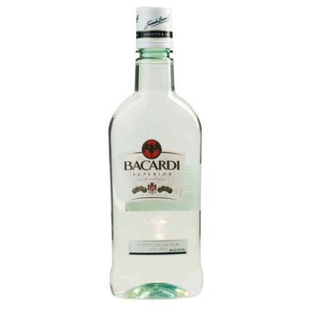 Bacardi Superior Rum, 750 mL