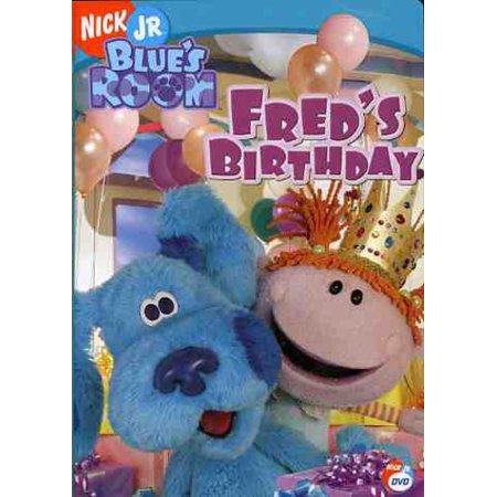 Blue's Clues: Blue's Room - Fred's Birthday