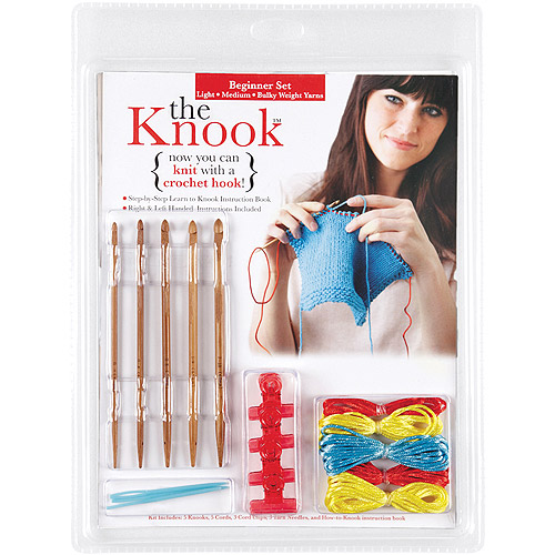 Leisure Arts Knook Expanded Beginner Set