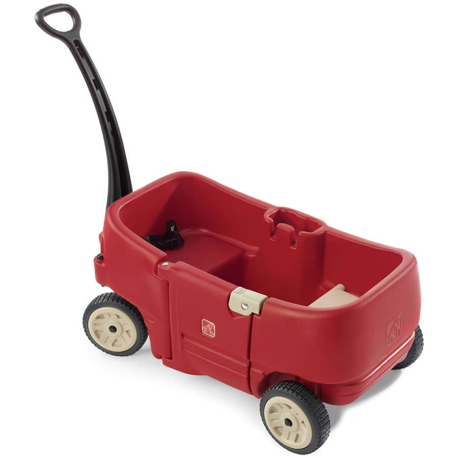 Step2 Wagon For 2 Plus, Red