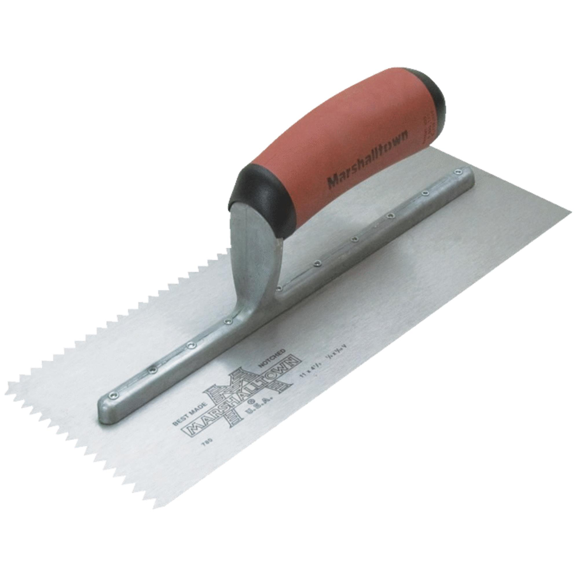 Marshalltown Notched Trowel