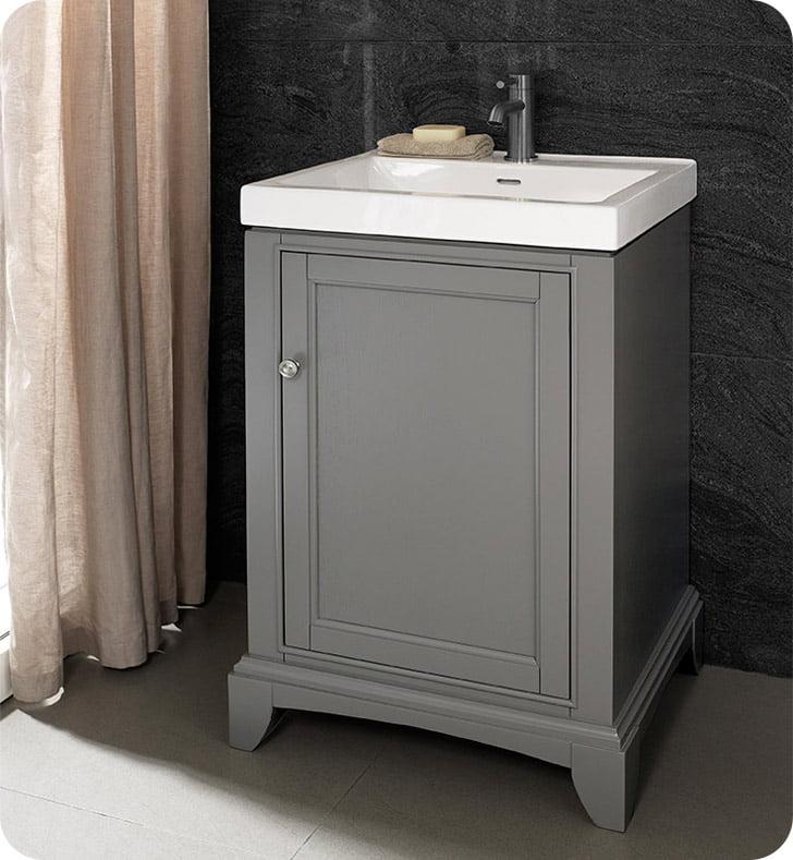 Fairmont Designs 1504 V2118 Smithfield, 18 Inch Bathroom Vanity With Sink
