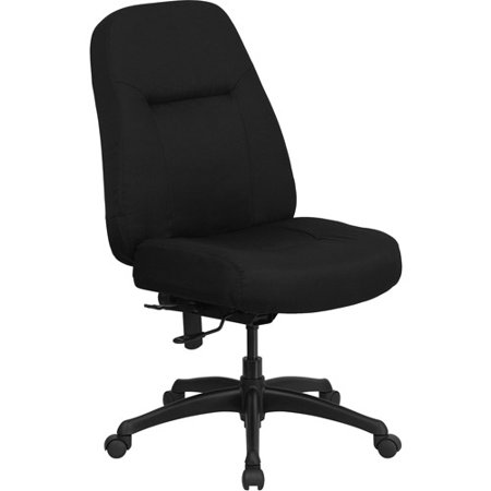 Flash Furniture Hercules High Back Tall Office Chair Black