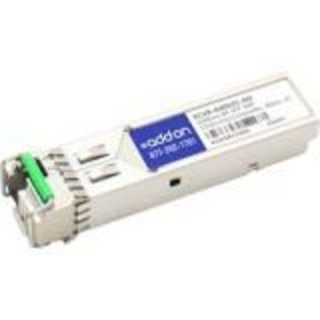 Addon Ciena Xcvr-a40s31 Compatible Taa Compliant 100base-bx Sfp Transceiver (smf, 1550nmtx/1310nmrx - image 1 of 1