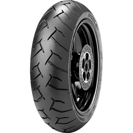 Pirelli Diablo Motorcycle Rear Tire 180/55ZR17 (Difference Between 180 And 190 Motorcycle Tires)