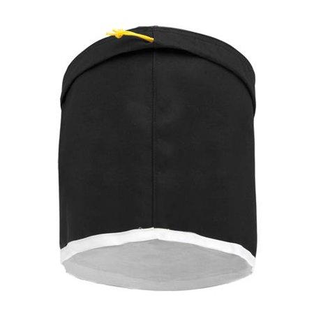 Virtual Sun 1 Gallon 90 Micron Bubble Bag Black Herbal Ice