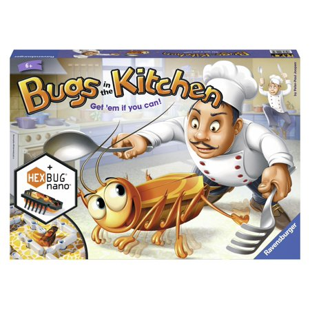 Ravensburger - Bugs in the Kitchen Family Board Game