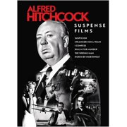 Alfred Hitchcock Suspense Films: 6 Film Collection by WARNER HOME VIDEO