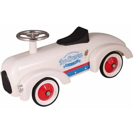 Ice Cream Foot-to-Floor Racer