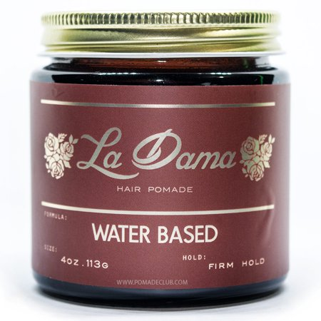 Grim Grease La Dama Water Based Pomade 4oz