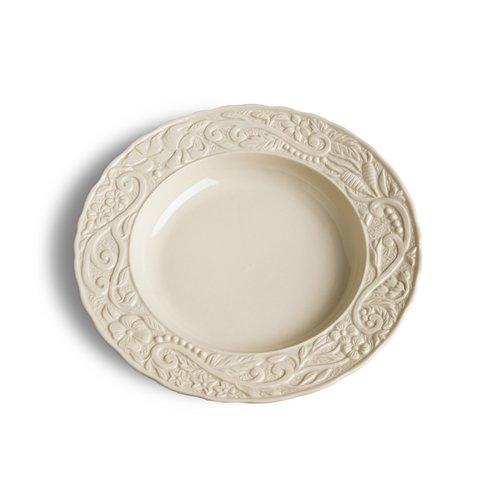 One Allium Way Parikh Circle Pasta Bowl (Set of 4) by