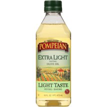 Olive Oil: Pompeian Extra Light Tasting Olive Oil