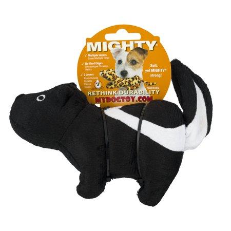 Dog Skunk (VIP Products Mighty Jr. Nature Skunk Dog Toy, Medium, Multicolor )