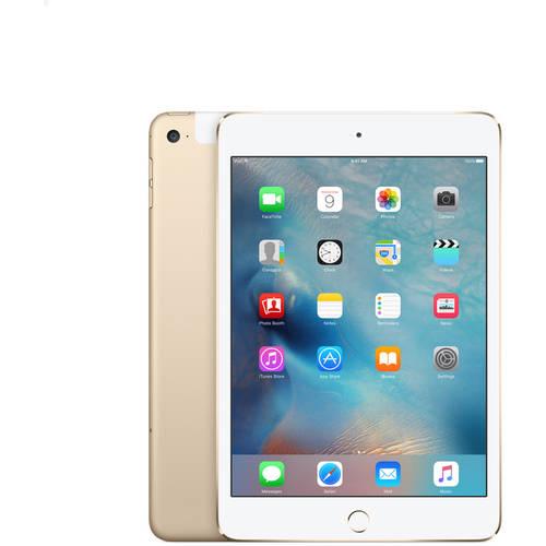 Apple Ipad Mini 4 Wi-fi Cell 16gb Slvr Vz