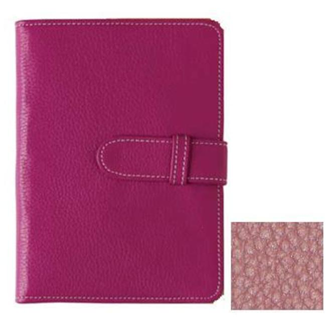 Raika ST 107 PINK Wallet Photo Brag Book - Pink