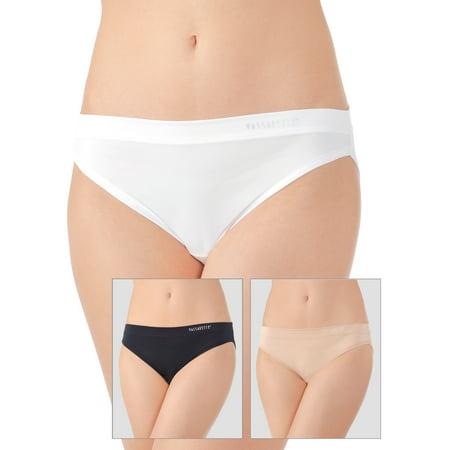 Sensational Stretch Bikini Panty, 3 Pack
