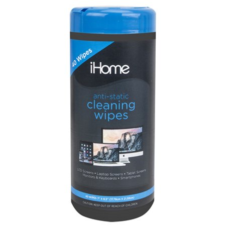 Lifeworks Technology Group Llc 4 Packs 40Ct Pc Cleaning Wipes