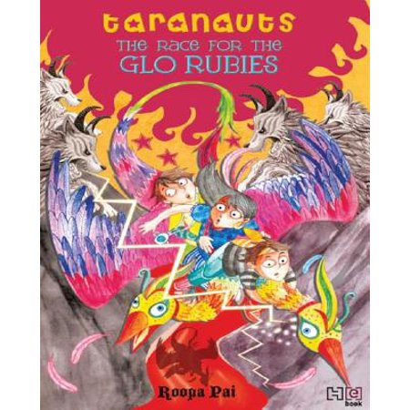 The Race for the Glo Rubies - eBook (Kobo Glo Best Price)