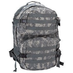 ExtremePak™ Digital Camo Water-Resistant, Heavy-Duty Army Backpack - Camo Bookbag