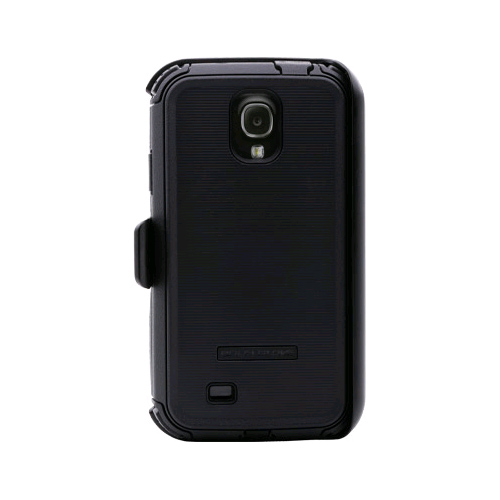 Body Glove ToughSuit Rugged Series Case for Samsung Galaxy S4 (Black Black) by Body Glove