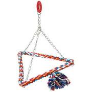 paradise 12-cotton triangle pet swing, large