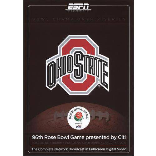 The 96th Rose Bowl Game Presented By Citi: Oregon Ducks Vs. Ohio State Buckeyes (Full Frame)